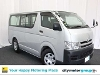 Picture Toyota, Hiace LWB 9 Seater DX 2010