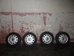 Фото Продам комплект зимних колес р 14 на...