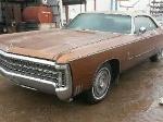 Bild 1969 Chrysler usa, chrysler imperial lebaron coupe