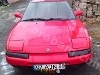 Fotoğraf Mazda 323 f kirmizi otomati̇k süperrrr bakimli...