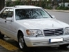Fotoğraf Onur Otomotiv - W140 Kasa 1998 S 500 Long Beyaz