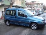 Fotoğraf Peugeot Partner 1.9 D hususi otomobil tüv türk...