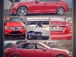 Fotoğraf Mercedes C180 AMG