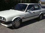 Fotoğraf 1989 BMW E30 3.16i̇ sag dümen kli̇ma