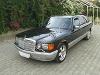 Fotoğraf Mercedes 560 SEL