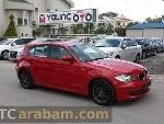 Fotoğraf BMW 1 Serisi 1.16i Otomobil İlanı: 106342...