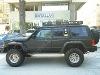 Fotoğraf Off Road Aracı 4X4 Mat Siyah Jeep Cherokee Full...
