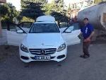 Fotoğraf Mercedes C 180 style Sunroof extralı sıfır dan...
