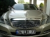 Fotoğraf Mercedes E Serisi E 350 CDI 4Matic BlueEFFICIENCY
