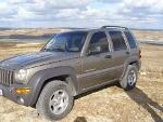 Fotoğraf 2005 model jeep cherokee 2.4