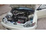 Fotoğraf Honda - Civic 1.5 EX Modifiyeli Beyaz Canavar