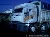 Fotoğraf Hasarlı hasarsız parçalanacak kamyon...