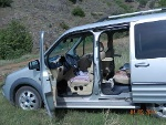 Fotoğraf Ford Tourneo Connect SİLVER