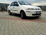Fotoğraf Fiat Albea 1.2 el.full orji̇nal ve temi̇z