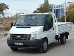 Fotoğraf 2010 ford transi̇t 100 t 330 açik kasa kamyonet...
