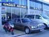 Fotoğraf 1987 model mercedes 300 se on numara