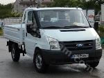 Fotoğraf 2008 ford transi̇t 100 t 330 açik kasa kamyonet