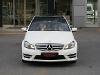 Fotoğraf Mercedes C 180 Komp. BlueEfficiency AMG (2012)