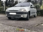 Fotoğraf Renault cli̇o 1.4 16v rxt gri̇ çi̇ft hava yastik