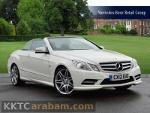 Fotoğraf Mercedes e serisi 250 1.8 CGI Cabriolet...