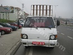 Fotoğraf Aras oto'dan 1995 model hyundai̇ h100 açik kasa...