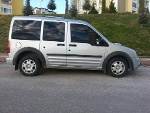 Fotoğraf Ford Tourneo Connect 1.8 s 210 tdci emsalsiz