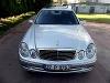 Fotoğraf Mercedes e 200 komp. Avantgarde gümüş gri̇ 2004...
