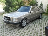 Fotoğraf 1986 model mercedes 190. D 2.5 di̇zel orji̇nal...