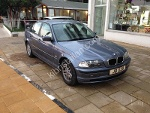 Fotoğraf E46 2001 BMW 318i Tertemiz Sorunsuz