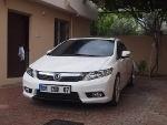 Fotoğraf Honda Civic 2013 Elegance modifiyeli