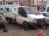 Fotoğraf Beyaz ford kamyonet