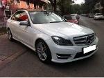 Fotoğraf Mercedes C 180 AMG
