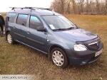 Фото Автомобиль Dacia Logan