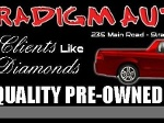 Photo Great deals on offer @ paradigm auto!