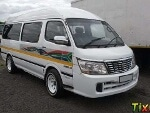Photo 2010 cmc amandla 14 seater taxi