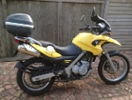 Photo BMW Gs650 in good condition wel looked after...