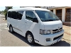 Photo Toyota Quantum 2.7 10-Seater Bus, White with...