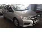 Photo Silver Honda Ballade 1.5 i-VTEC Trend CVT with...