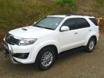 Photo 2012 Toyota Fortuner 3.0 D-4D 4x4