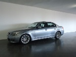 Photo BMW - 530i (E60) (170 kW) Sport Auto (Grey)