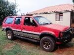 Photo 1989 Nissan Sani SUV 4x4 3.0 V6