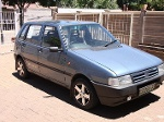Photo 1995 Fiat Uno 1100cc Sedan