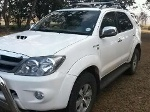 Photo 2008 toyota fortuner - Johannesburg