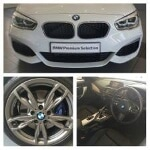 Photo 2015 BMW M1 M135i 5dr A/t(f20)