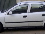 Photo 2002 Opel Astra Hatchback 1.6 with Roadworthy...