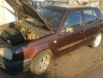 Photo Golf 3 vr6 breaking up for spares