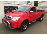Photo 2007 toyota hilux 3.0 D4D LEGEND 40 4X4 P/U S/C...