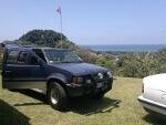 Photo Nissan Sani 4x4 3l v6