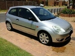 Photo 2005 Ford Fiesta 1.6 trendline