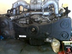 Photo 2000 Subaru EJ20T Engine Spares Johannesburg